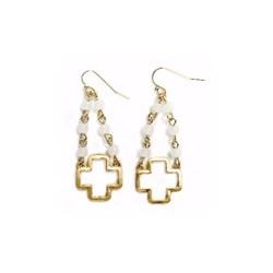 Earrings-Brulee...