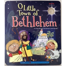 O Little Town Of Bethlehem...