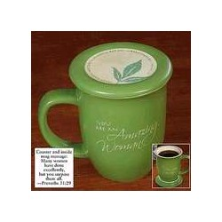 Mug-Grace Outpoured-Amazing...