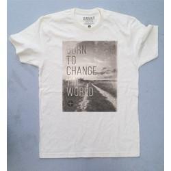 Tee Shirt-Born To Change...