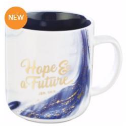 Mug-Hope & A Future w/Gift...