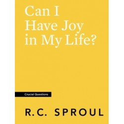 Can I Have Joy In My Life?...
