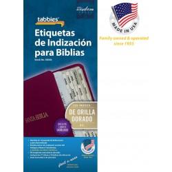 Span-Bible Tab-Gold...