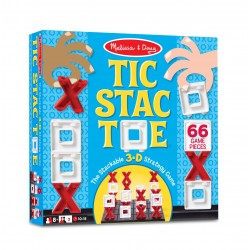 Game-Tic Stac Toe (Ages 8+)