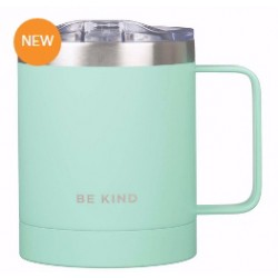 Camp Style Mug-Be Kind-Teal...
