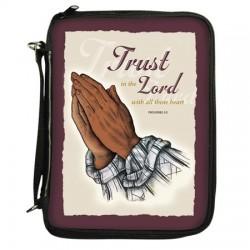 Bible Cover-Praying...