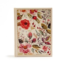 CSB Notetaking Bible-Floral...