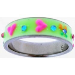 Ring-Green UV Glow...