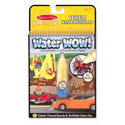 Water Wow!: Vehicles...
