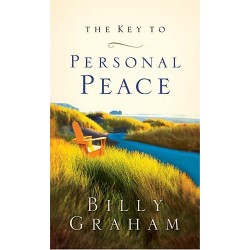 Key To Personal Peace...