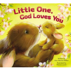 Little One  God Loves You