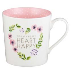 Mug-You Make My Heart Happy