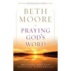 Praying God's Word...