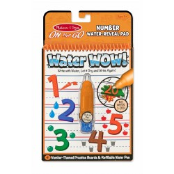 Water Wow!: Numbers...