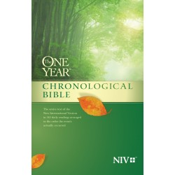 NIV One Year Chronological...