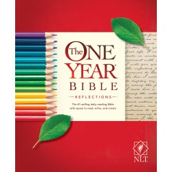 NLT One Year Bible...