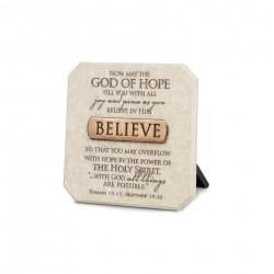 Plaque-Believe (11637)