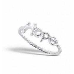 Ring-Hope Lettering...