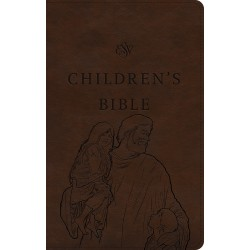 ESV Children's Bible-Brown...