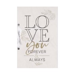 Greeting Card Holder-Love...