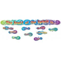Banner-Fruit Of The Spirit...