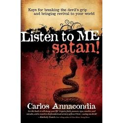 Listen To Me Satan! (Repack)