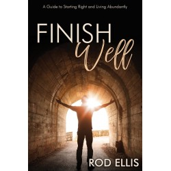 Finish Well - Hard Cover