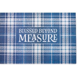Glass Cutting Board-Blessed...