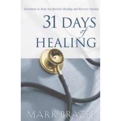 31 Days Of Healing