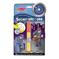 Secret Decoder Book