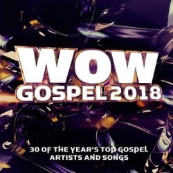 Audio CD-Wow Gospel 2018
