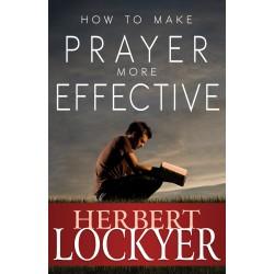 How To Make Prayer More...