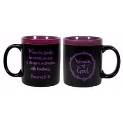 Mug-Woman Of God (11 Oz)