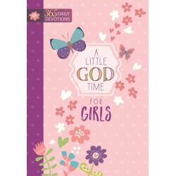 Little God Time For Girls...