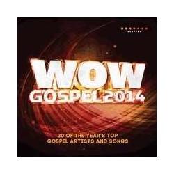 Audio CD-Wow Gospel 2014