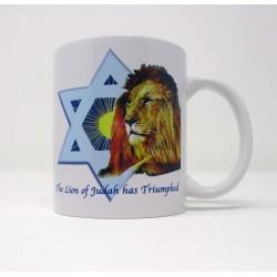 Mug-Lion Of Judah (71186)