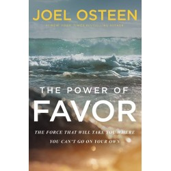 The Power Of Favor-Hardcover