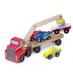 Toy-Magnetic Car Loader (6...