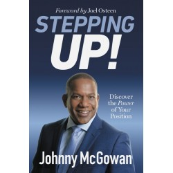 Stepping Up!-Softcover