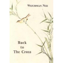 Back To The Cross