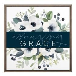 Framed Art-Amazing Grace...