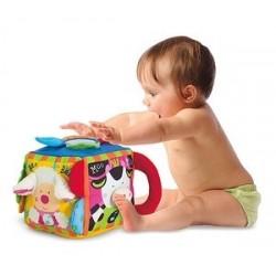 Toy-Musical Farmyard Cube...