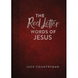 Red Letter Words Of Jesus