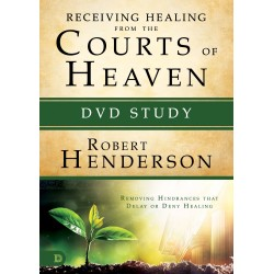Dvd-Receiving Healing From...