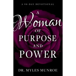 Woman of Purpose and Power