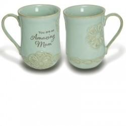 Mug-Pottery-Amazing Mom (14...
