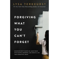 Forgiving What You Can't...