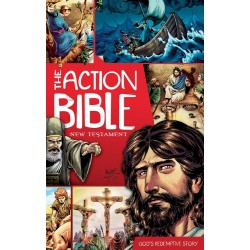 The Action Bible New...