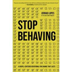 Stop Behaving (Mar 2021)
