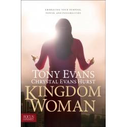 Kingdom Woman-Hardcover